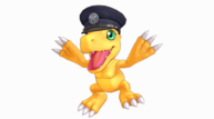 Agumon hat
