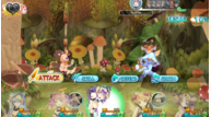 Moero chronicle battle system
