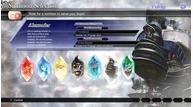 Dissidia final fantasy nt summons