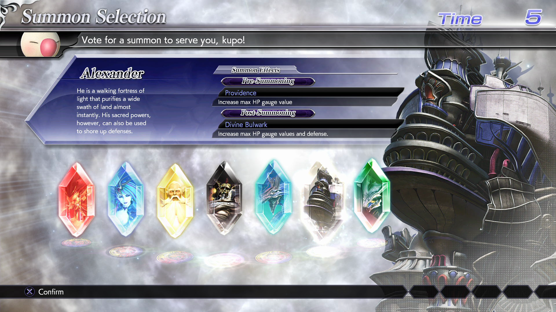 Dissidia Final Fantasy NT Summons guide: how to summon, and