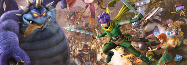 The complete beginner's guide to Dragon Quest - Part 2: Spinoffs