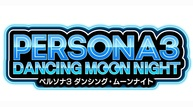 Persona 3 dancing moon night logo