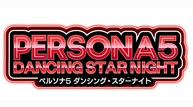 Persona 5 dancing star night logo