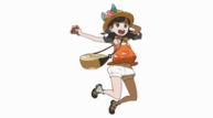 Pokemon ultra sun ultra moon girl