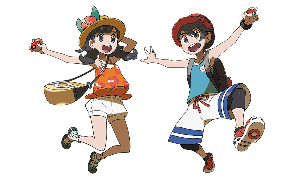 Pokemon Ultra Sun and Ultra Moon gets a new trailer showing new ...