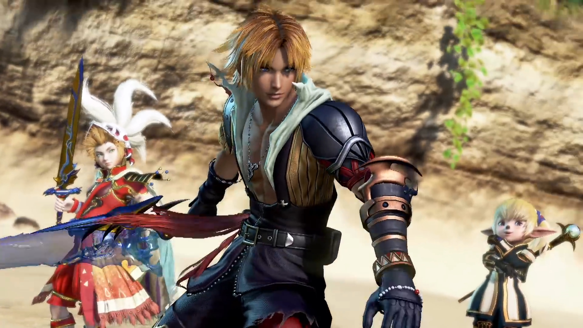 Dissidia Final Fantasy NT Released Today On PS4 | ToonZone