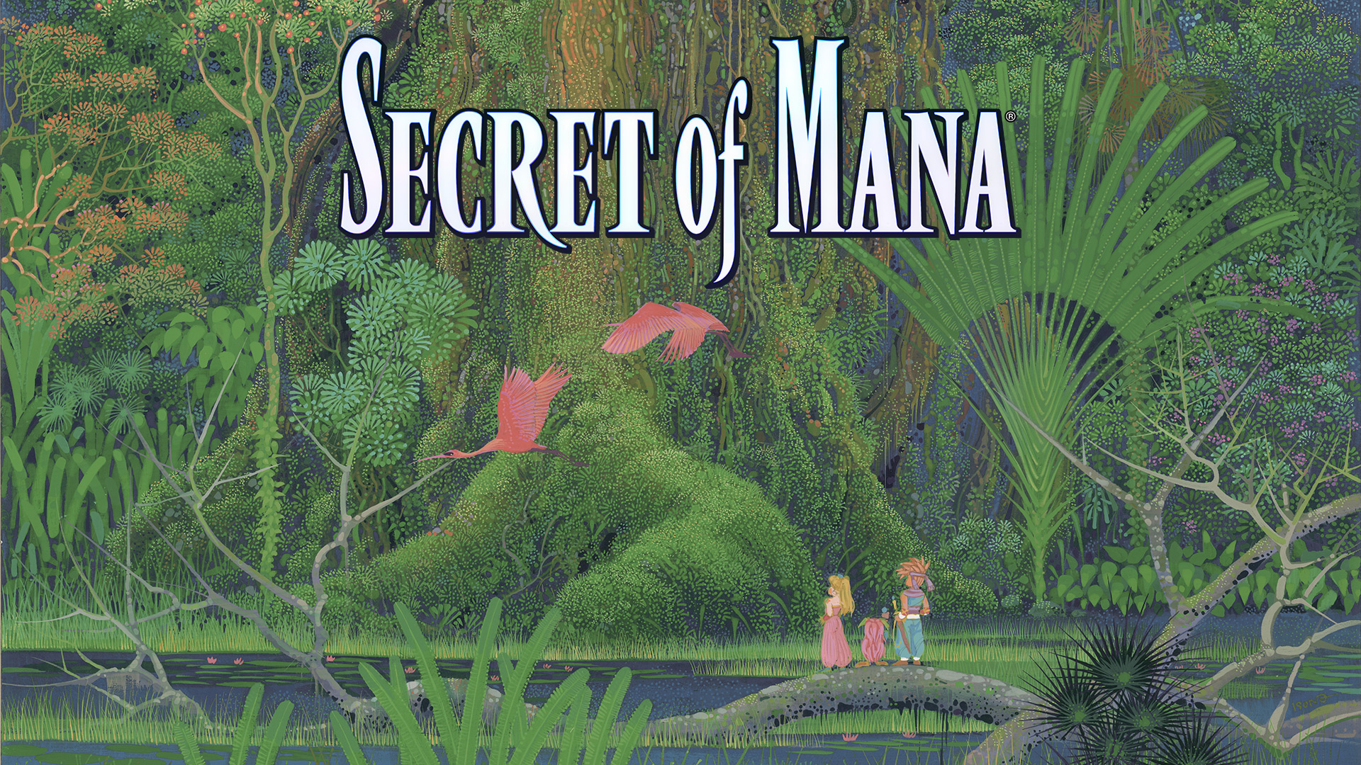 Square Enix is Remaking Secret of Mana for PS4, PSVita, and PC