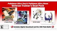 Pokemon ultra sun moon dualpack