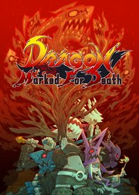 Dragon marked for death keyart