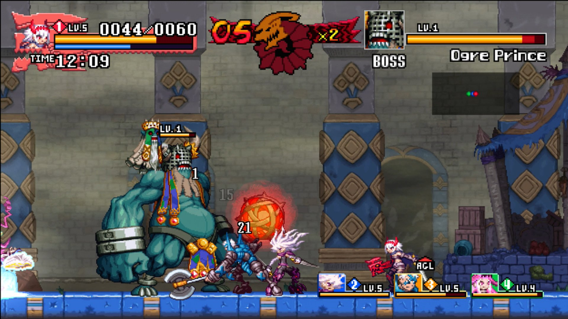 Side-scrolling action-RPG 'Dragon: Marked for Death