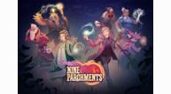 Nine parchments keyart