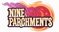Nine parchments logo