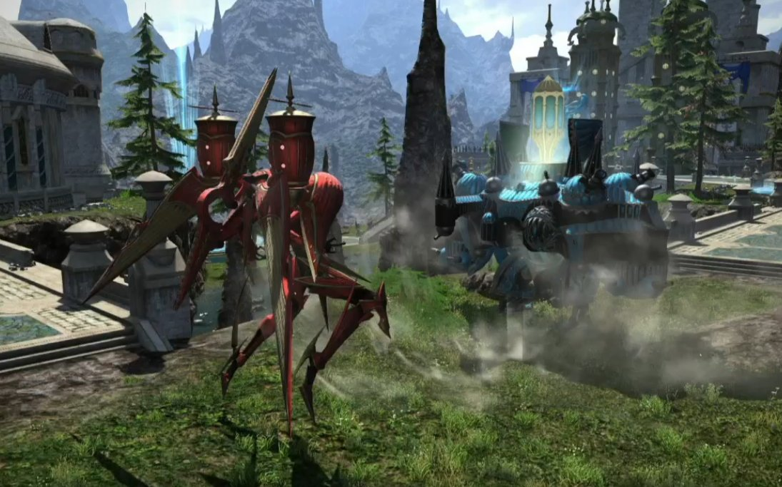 "Final Fantasy XIV Patch 4 1 ""The Legend Returns"" detailed, out Early"