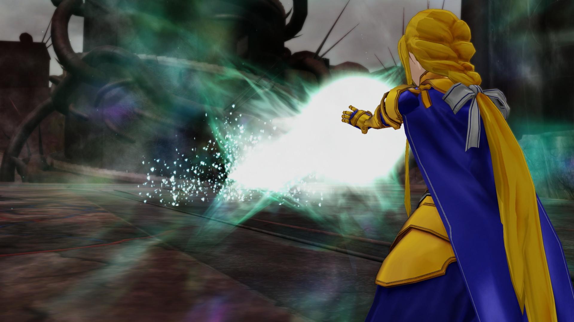 Accel World vs. Sword Art Online: Millennium Twilight Screenshots