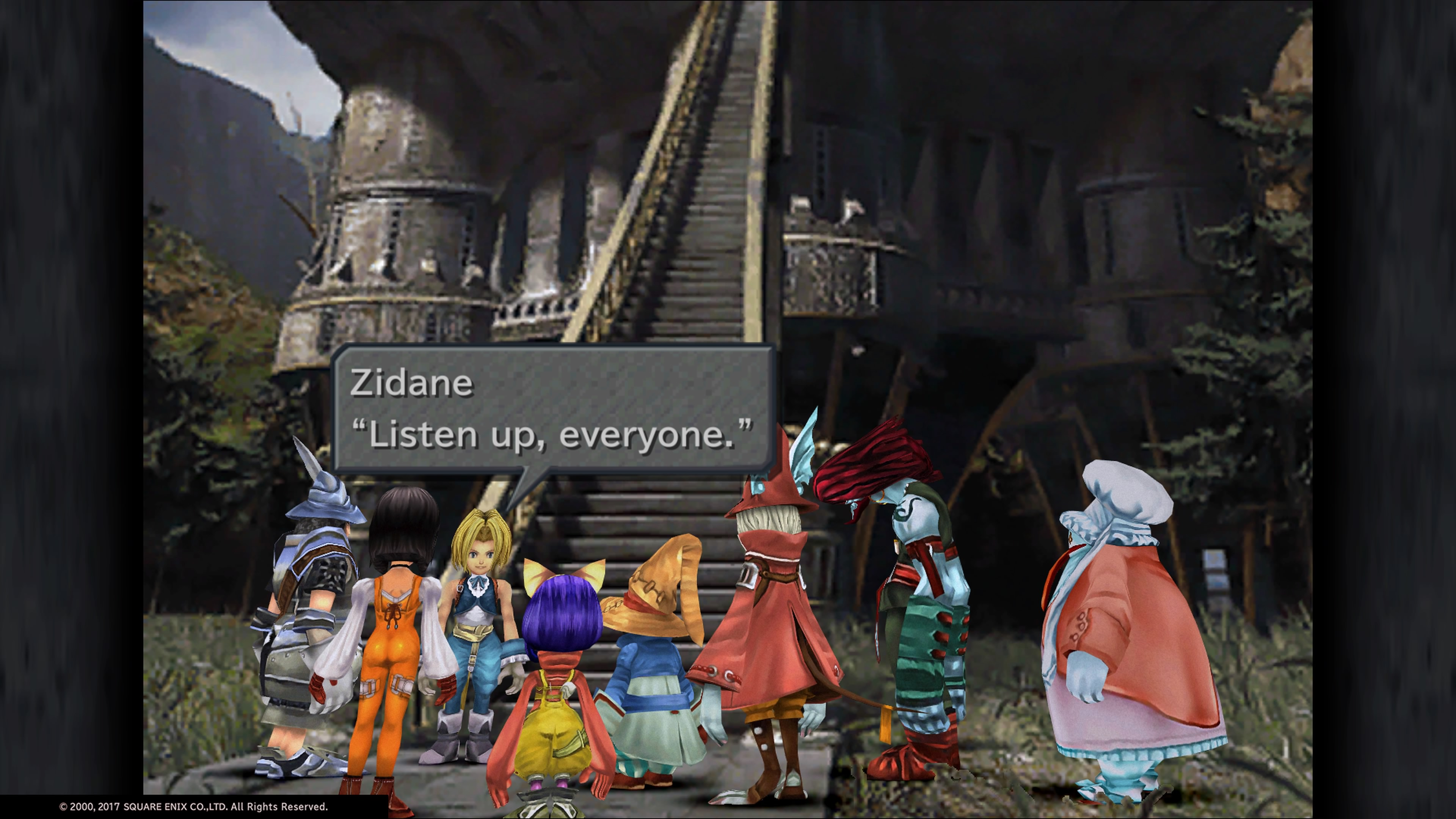 Final Fantasy Ix Is Now Available For Playstation 4 Rpg Site
