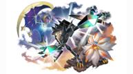 Pokemon ultra sun moon solgaleo lunala necrozma prart