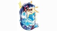 Pokemon ultra sun moon mantine surf pr art
