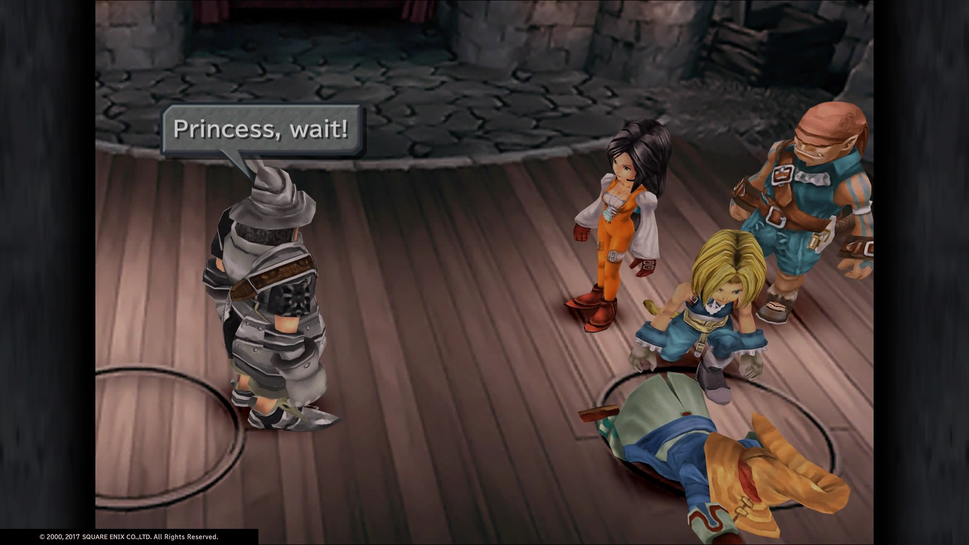 Final Fantasy Ix Ps4 Port Impressions Rpg Site