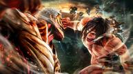 Attack on titan 2 keyart