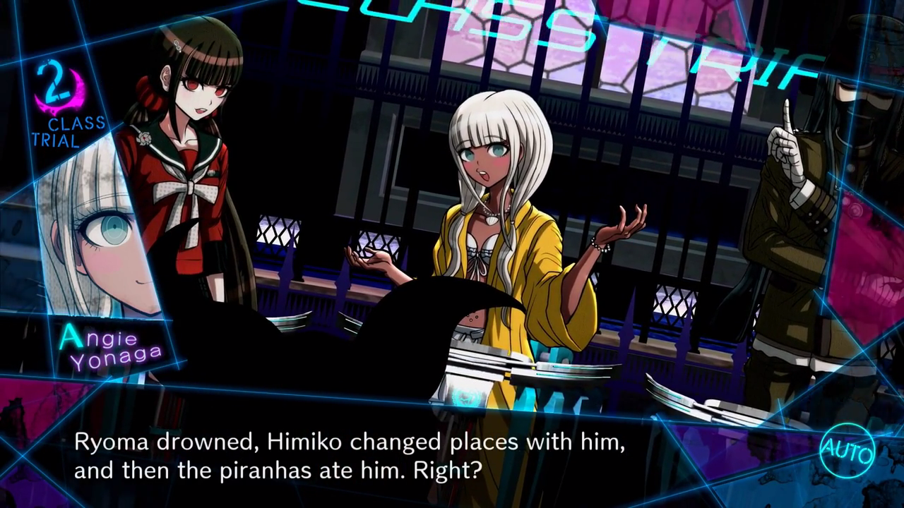Danganronpa V3 Class Trial 4 Guide - spoiler-free walkthrough | RPG Site