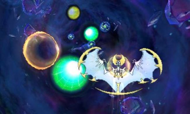 Viaje interdimensional en Lunala
