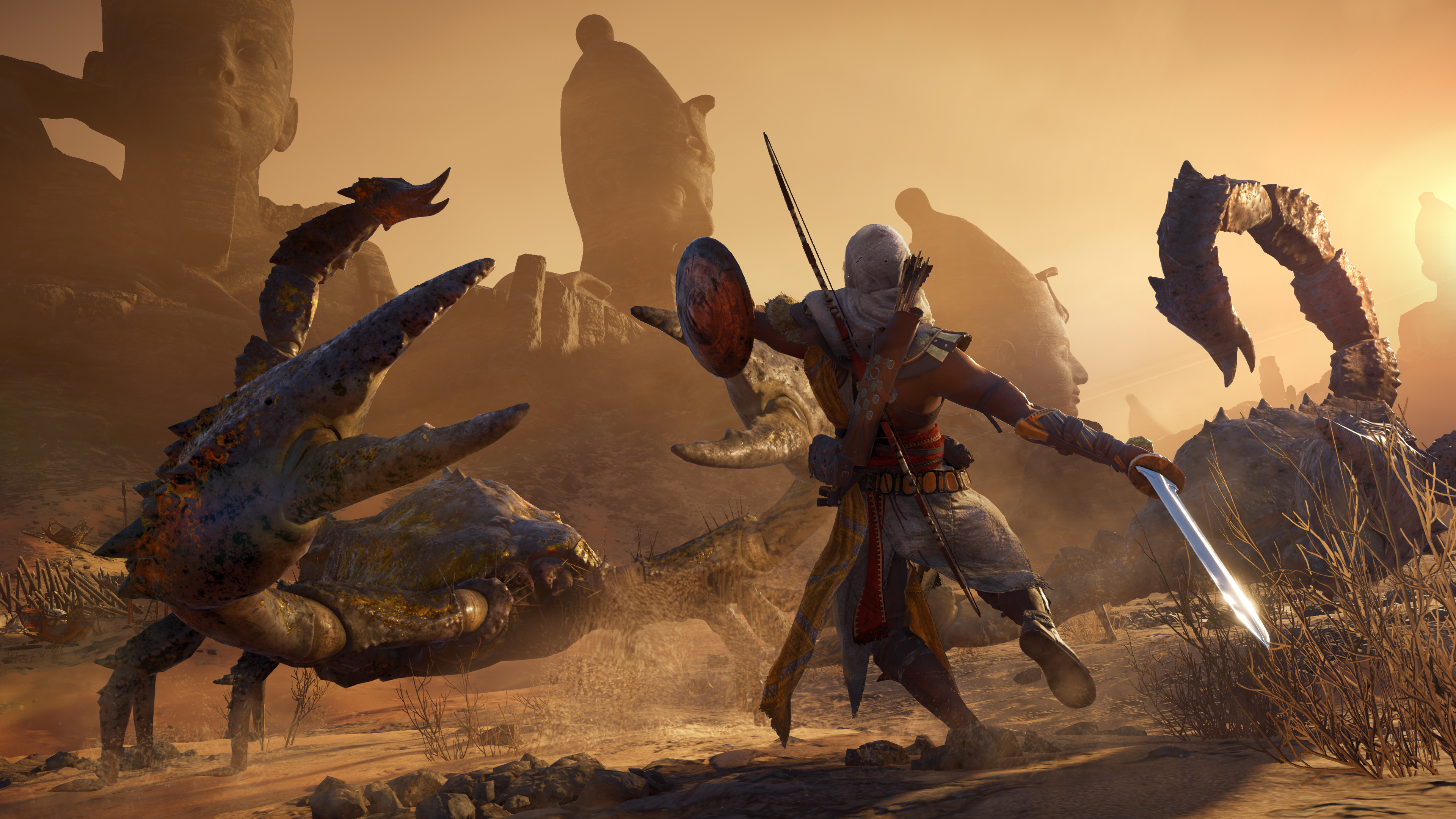Here Are The Details On Assassin S Creed Origins Post Launch Content Rpg Site