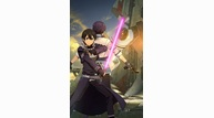 Sword art online fatal bullet keyart