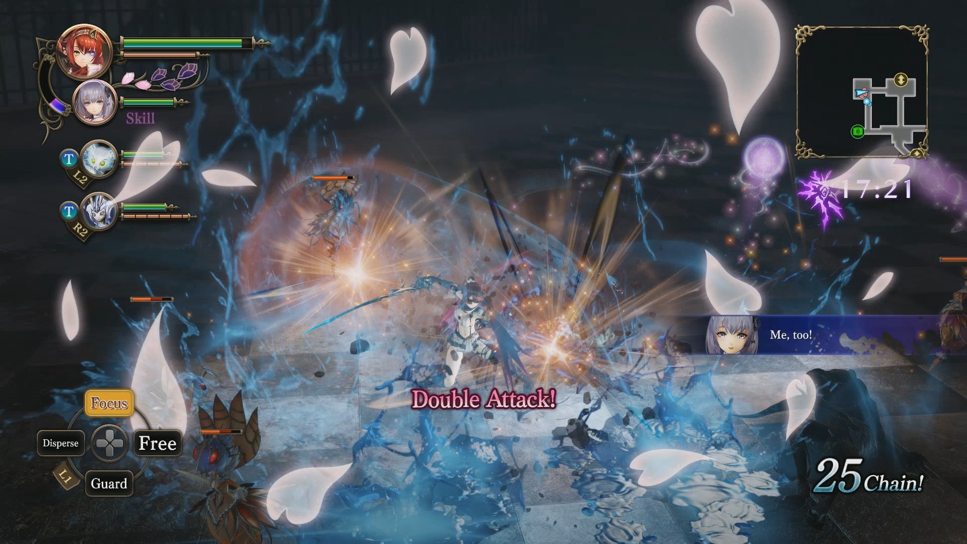 Nights Of Azure 2 Bride Of The New Moon Review Rpg Site