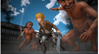 Armin battle