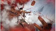 Levi battle