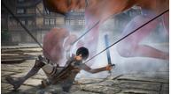 Mikasa battle
