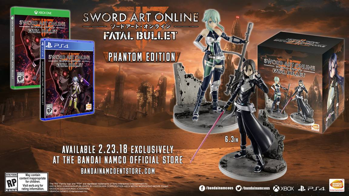Fatal Bullet Gets Western Release Date and Limited Edition