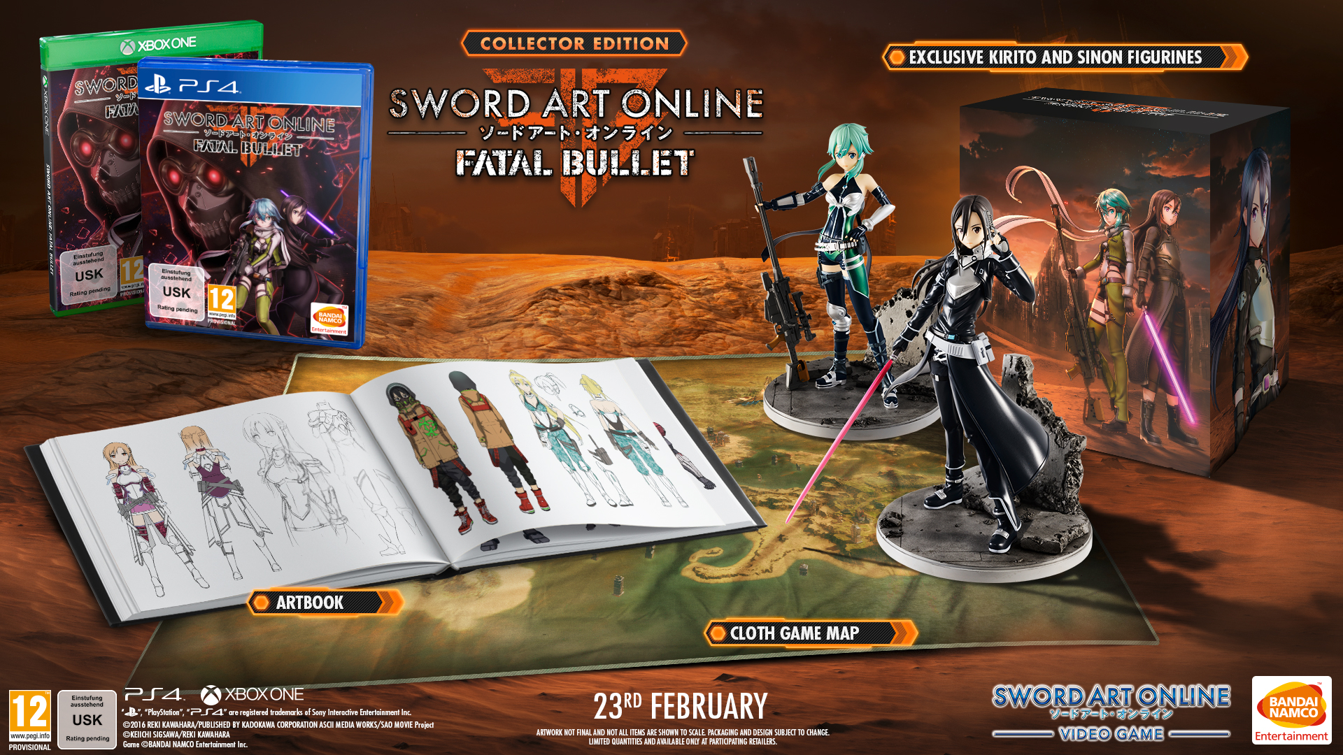 Fatal Bullet Nails a Western Release Date on PS4