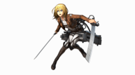 Attack on titan 2 christa