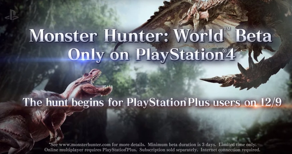 Monster hunter online international release date in Melbourne