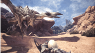 Monster hunter world egg carrying