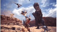 Monster hunter world hunting horn barroth