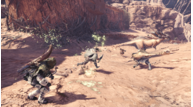 Monster hunter world gathering tracks kestodon1