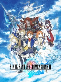Final fantasy dimensions ii keyart