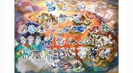 Pokemon ultra sun moon legendaries all