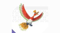 Pokemon ultra sun moon ho oh