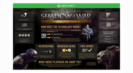 Middle earth shadow of war   xbox one x enhancements infographic 1509959592