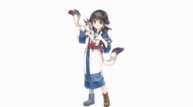Utawarerumono lullaby to the fallen people aruruu
