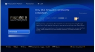 Ffxv comrades download psn