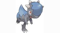 Pokemon ultra sun moon cranidos