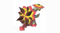 Pokemon ultra sun moon turtonator
