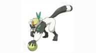 Pokemon ultra sun moon passimian