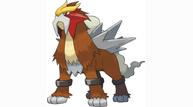 Pokemon ultra sun moon legendary entei