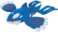 Pokemon ultra sun moon legendary kyogre