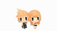 World of final fantasy meli melo twins